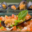 Mussel - Stock Photo