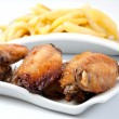 Chicken wings - Foto de Stock  