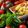 italian food — Stock Photo #18303303