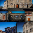 Monastery - Stockfoto