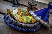 Moroccan food — Stock Photo