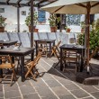Outdoor cafe — Stock fotografie #31334683