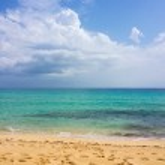 Canary Island beach — Stock Photo