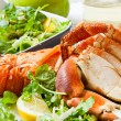 Stock Photo: Boiled lobster