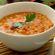 Lentil soup — Stock Photo #41548517