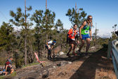 Ultra Transgrancanaria Maraton 2014. — Stock Photo