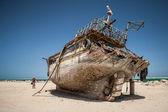 Old vessel — Stock Photo