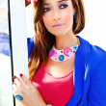 Portrait of stylish girl — Stock Photo #12314713