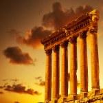Column ruins — Stock Photo #12379316