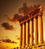 Column ruins — Stock Photo
