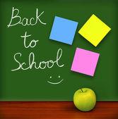 Tillbaka till skolan-konceptet — Stockfoto