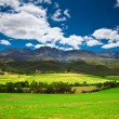 South African landscape - Stock Photo