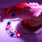 Fashionable accessories — Stock Photo