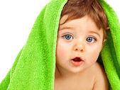Schattig kind — Stockfoto