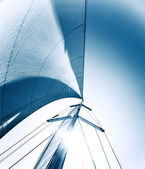 Sail background — Stock Photo