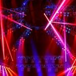 luci di notte club — Foto Stock