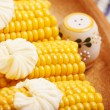 Tasty boiled corncob — Stock Photo #15827625