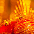 Stock Photo: New Year holiday decoration