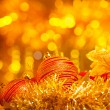 Stock Photo: New Year decorative still life