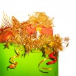 Festive christmastime decoration - Foto de Stock  