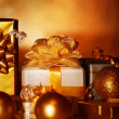 Christmas gifts — Stock Photo #16214217