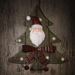 Grunge Christmas background — Stock Photo