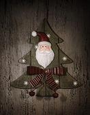 Grunge Kerstmis achtergrond — Stockfoto