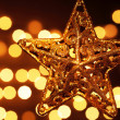 Star decoration - Stock Photo