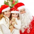 Santa Claus — Stock Photo #17700015