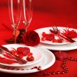 Romantic dinner — Stock Photo #19669501