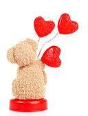 Sevgililer günü için hediye — Stok fotoğraf