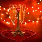 Romantic date — Stock Photo