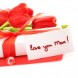 Still life for mothers day — Stock Photo
