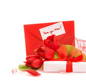 Gift for mothers day — Stok fotoğraf