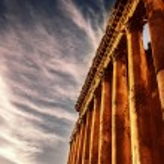 ������, ������: Famous jupiter columns