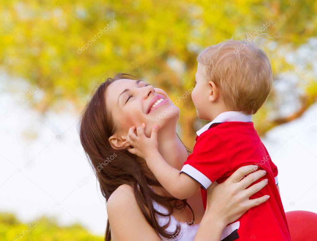 С фото мама т с сыном 5 фотография