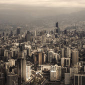 Lebanon cityscape — Stock Photo