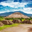 Pyramids of Mexico — Foto de Stock