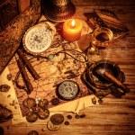 Antik hazineleri — Stok fotoğraf
