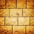 Abstract brick background — Stock Photo
