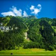 Beautiful Alpine mountains — Stock Photo