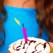 Happy birthday party — Stock Photo
