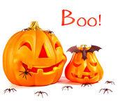 Tradizionale decorazione di halloween — Foto Stock