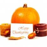 Thanksgiving day decoration — Stock Photo #33923807