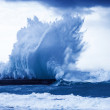 Giant waves — Stock Photo #35017827