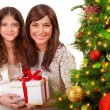 Stock Photo: Christmas celebration