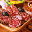 Постер, плакат: Tasty cold cuts