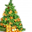 Christmas tree — Stockfoto #35944055