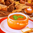Tasty soup — Foto de Stock