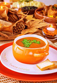 Tasty soup — Stockfoto